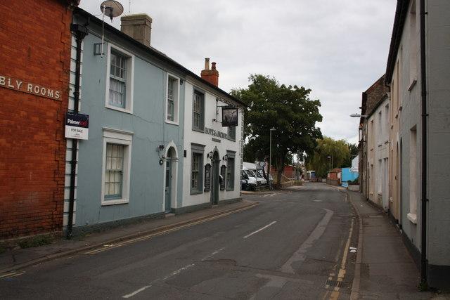 St Michael's Lane, Bridport