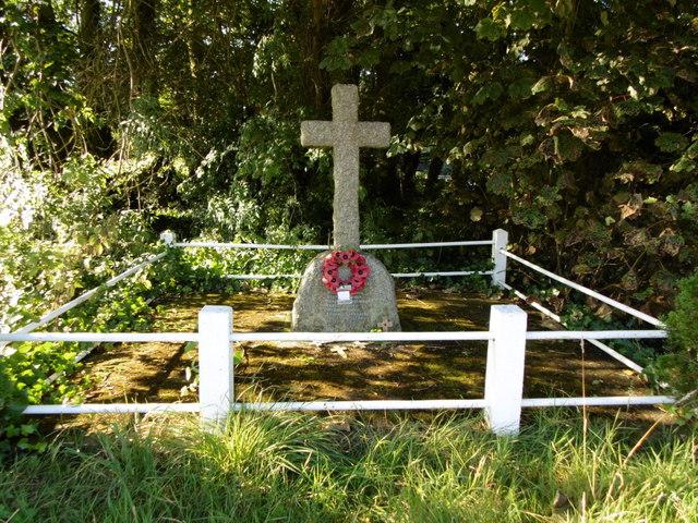 War Memorial at Tathwell