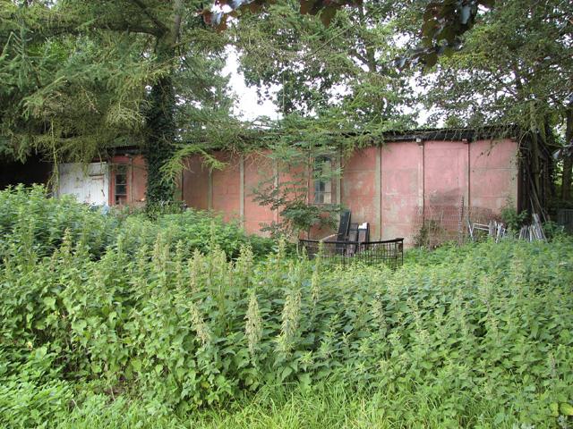 Former RAF accommodation hut