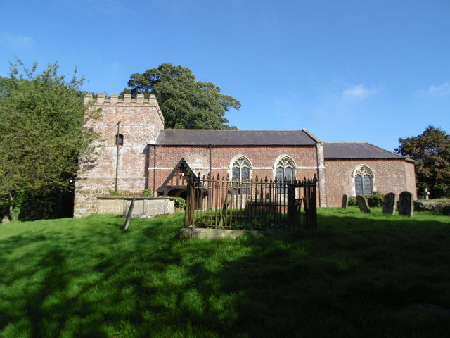 St Vedast's  Church, Tathwell