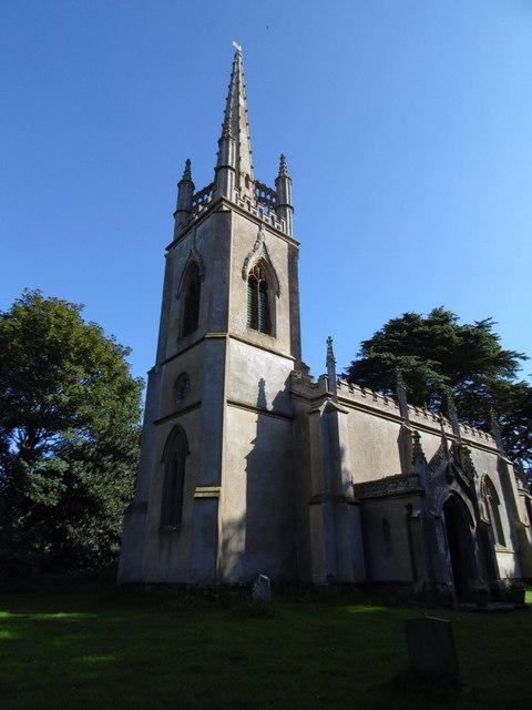 All Saints, Church, Haugham