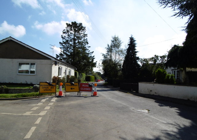 North Road, Tetford