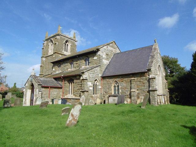 St Mary's Church, Tetford
