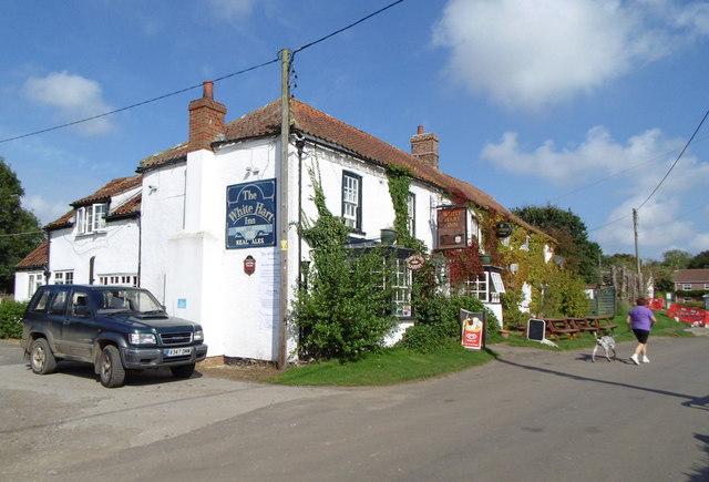 White Hart Inn, Tetford