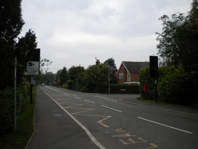 Station Road, Bleasby (1)