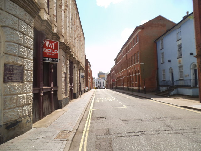 Vittoria Street View