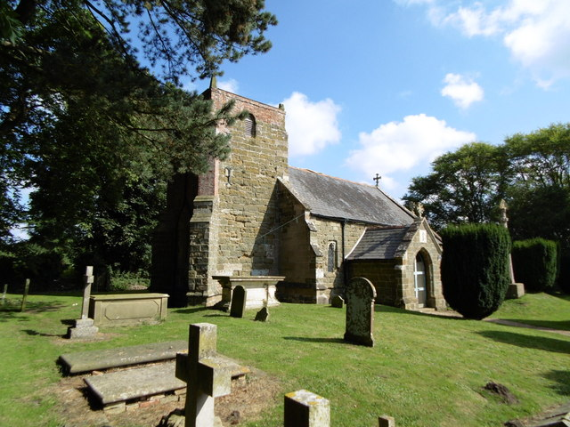 St Margaret's Church, Somerby