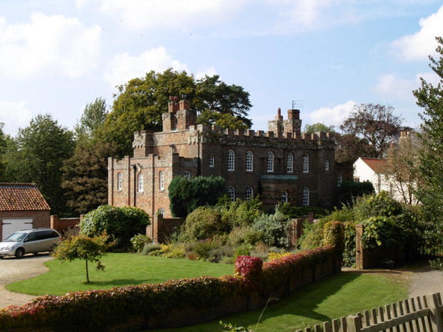 Somerby Grange, Somerby