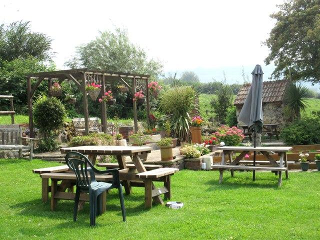 Pub garden - Spyway