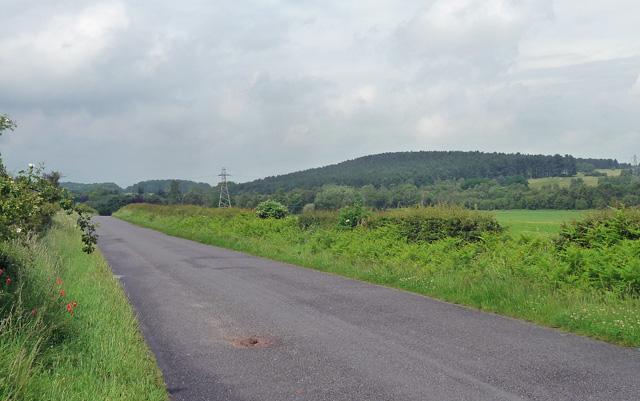 Salterford Lane near Calverton