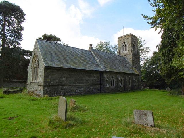 St Mary's Church, Harrington