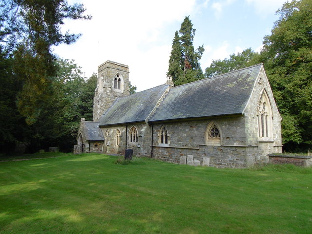 St Mary's Church, Harrington