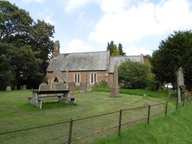 St Philip's,  Brinkhill