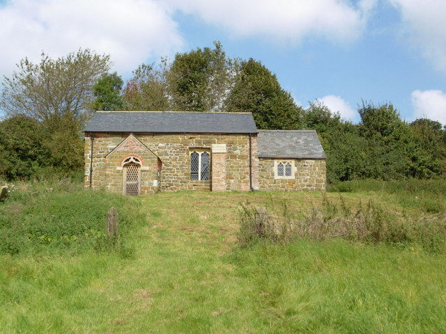 St John the Baptist Church, Sutteby