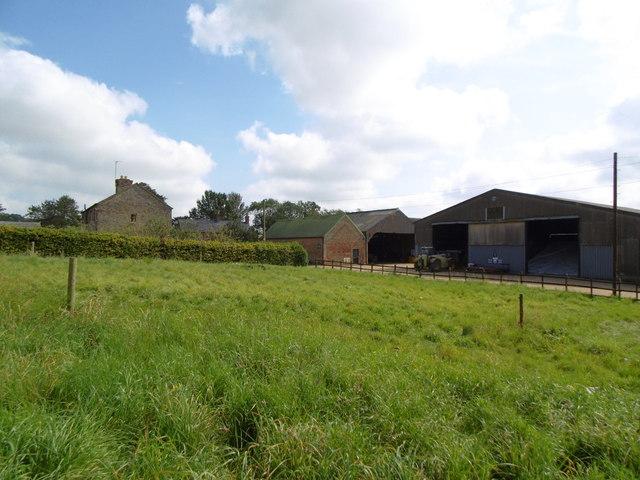 Sutterby House Farm, Sutterby