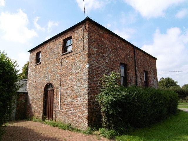 A former Chapel at Aswardby