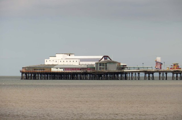 The North Pier Pavilion