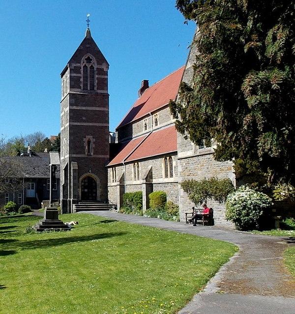 Parish Church of St John the Evangelist, Clevedon
