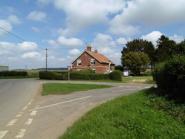 Houses at Aswardby