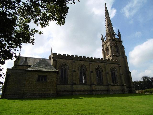 St Andrews Church, Sausthorpe