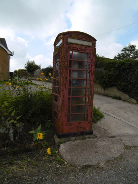 Telephone Box, Sausthorpe