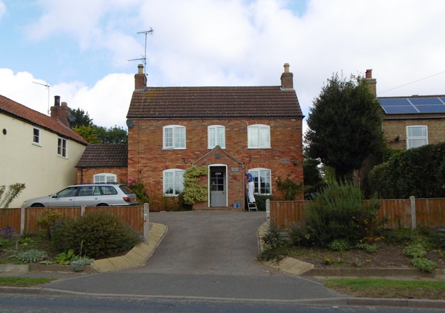 Old Hall Cottage, Sausthorpe