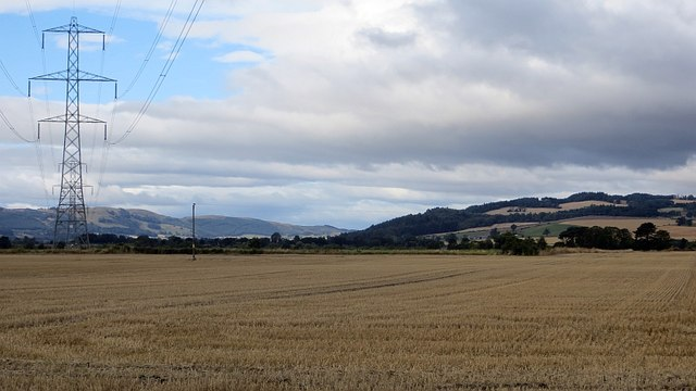 Fields, St Madoes