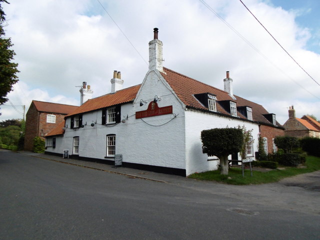The Red Lion, Raithby