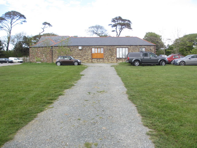 Heligan Shop and Office