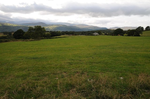 View to Snowdonia