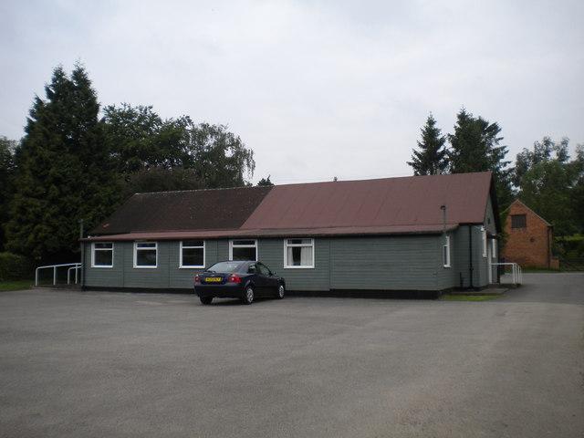 Village hall, Thurgarton