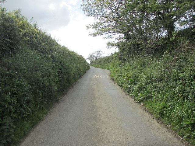 Route to Trelean