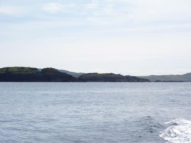 Reidh a' Bhuirg, near Coul Point, Islay