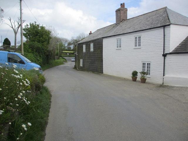Western Cottage, Pengrugla
