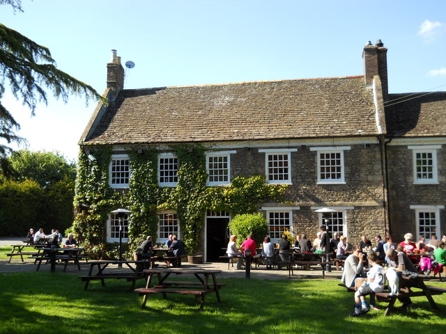 The Botolph Arms, Orton Longueville