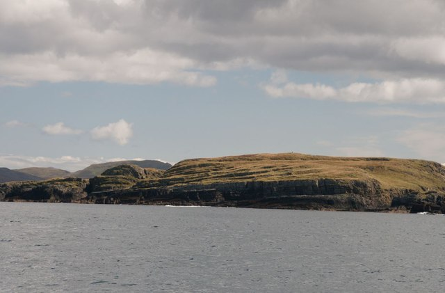 The northern side of Nave Island, Islay