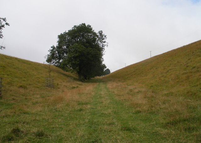 Path up Cow Dale