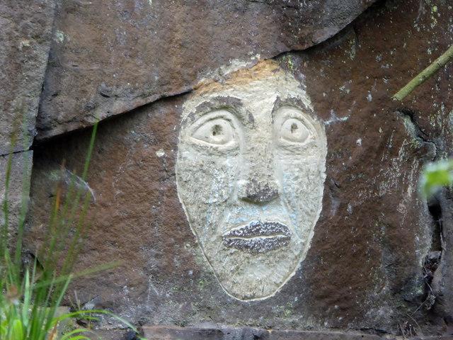 Rock face #1