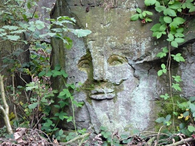 Rock face #5