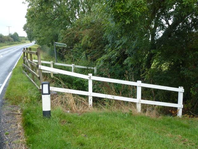Cuckoo Bridge near Somersham
