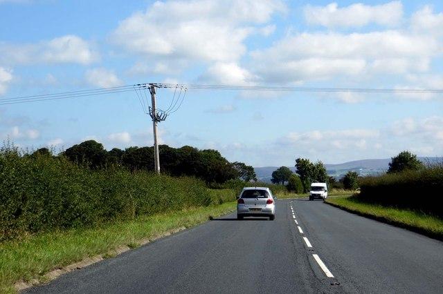 Blackpool Road heading east