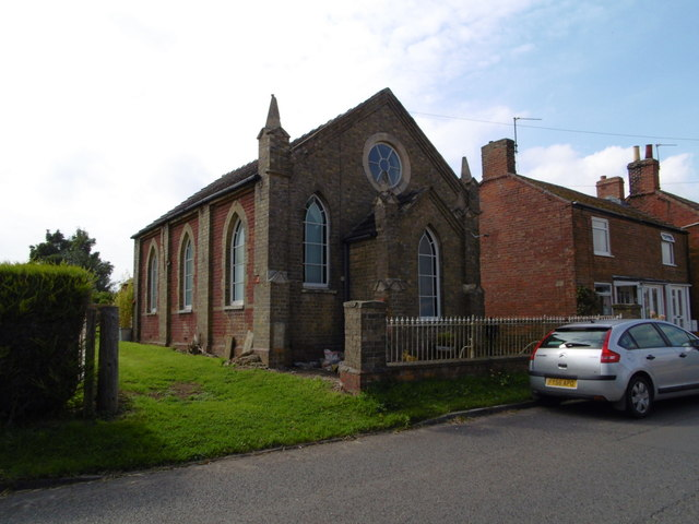 Former Wesleyan Chapel, Hundleby