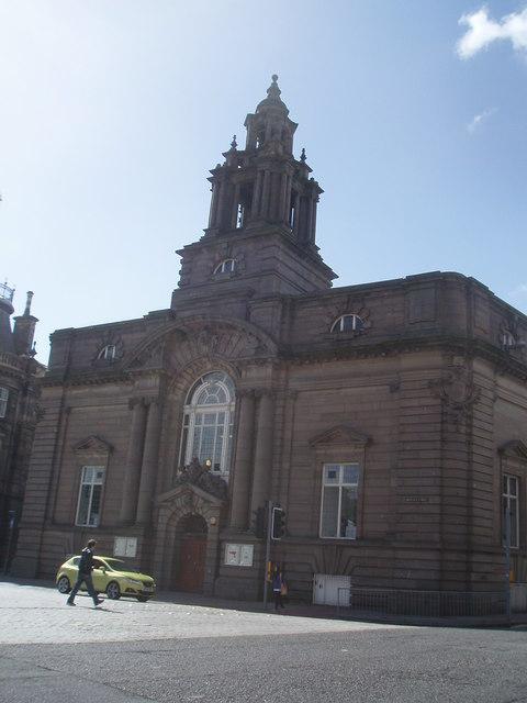 Barrack Street Museum, Dundee