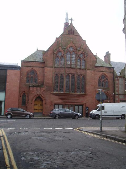Central Baptist Church, Dundee