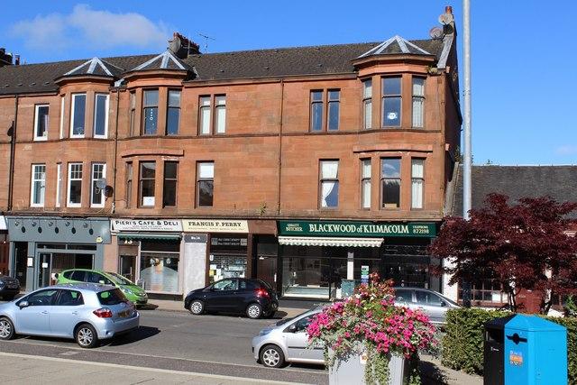 Lochwinnoch Road, Kilmacolm