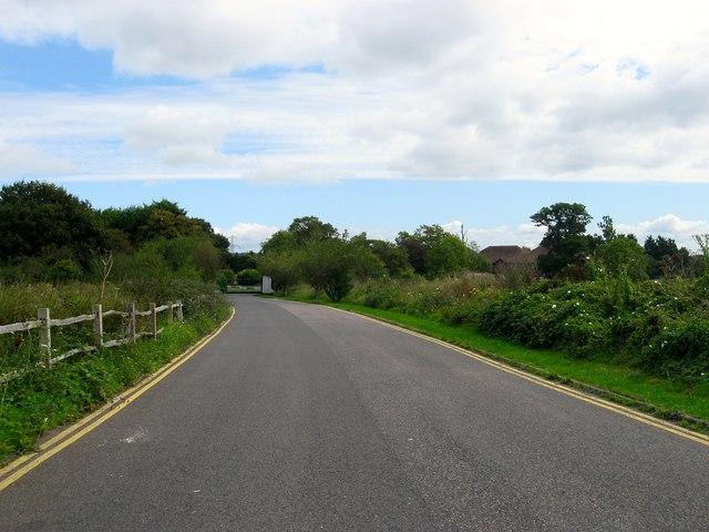 Entrance to Bolney Grange Business Park