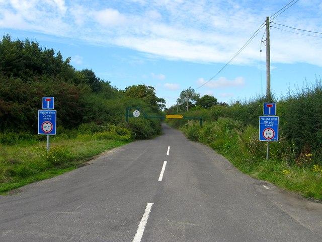 Job's Lane