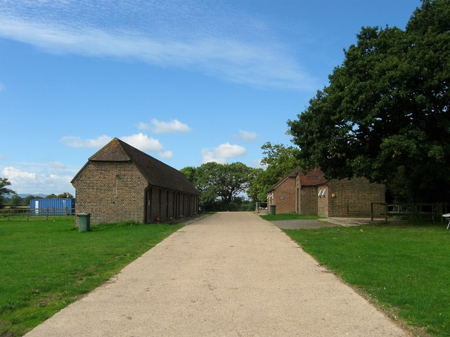 Worker's Quarters, Hickstead Show Jumping Course