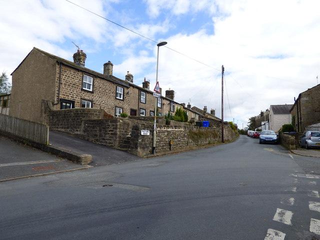 Embsay:  Pasture Road