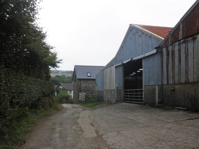 Outbuildings, Little Swincombe Farm